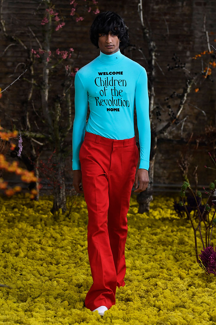 RAF SIMONS Spring Summer 2021 Men's and Women's Collection