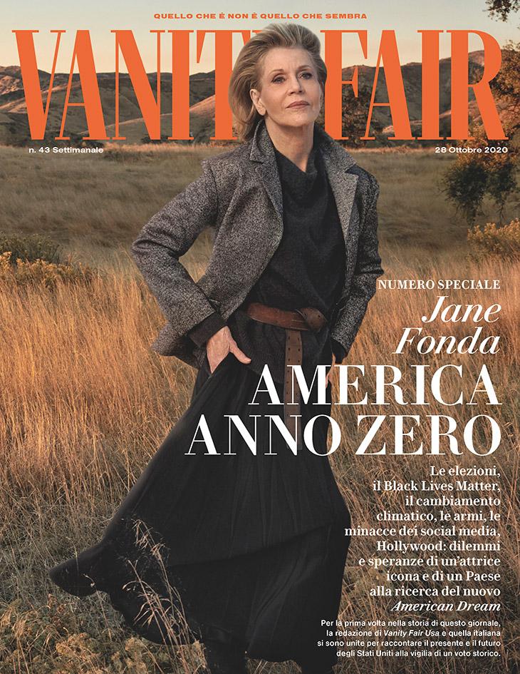 Vanity Fair Italia & Vanity Fair US team up for America Year Zero Issue