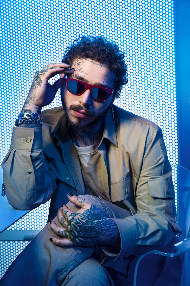 Post Malone and Arnette Launch Third Chapter of Their Eyewear Collab