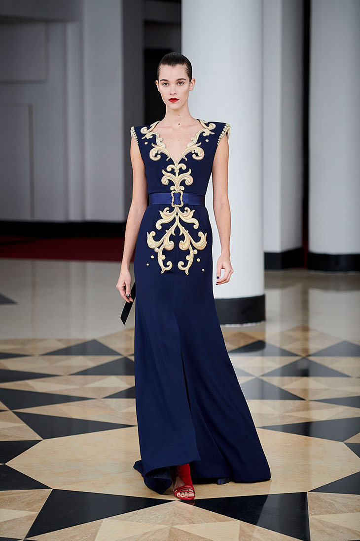 Alexis Mabille Couture Spring Summer 2021 Collection