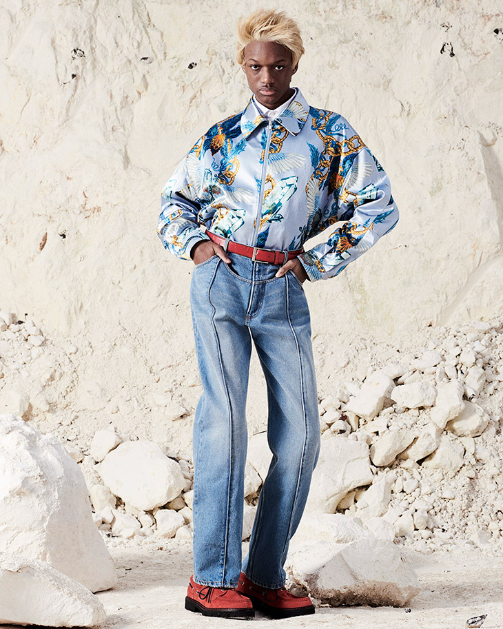 PFW: BLUEMARBLE Fall Winter 2021 Collection