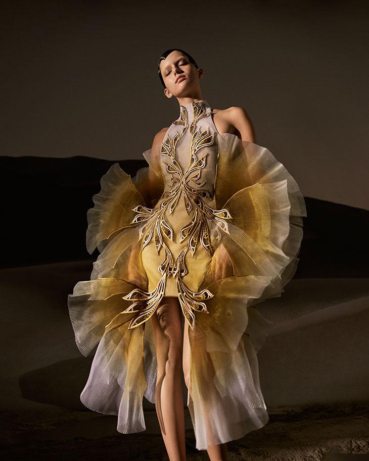 Iris van Herpen Haute Couture Spring Summer 2021 Collection