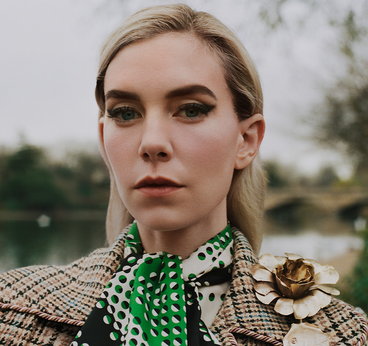 Vanessa Kirby, Alexa Chung and Celeste Team Up for GUCCI