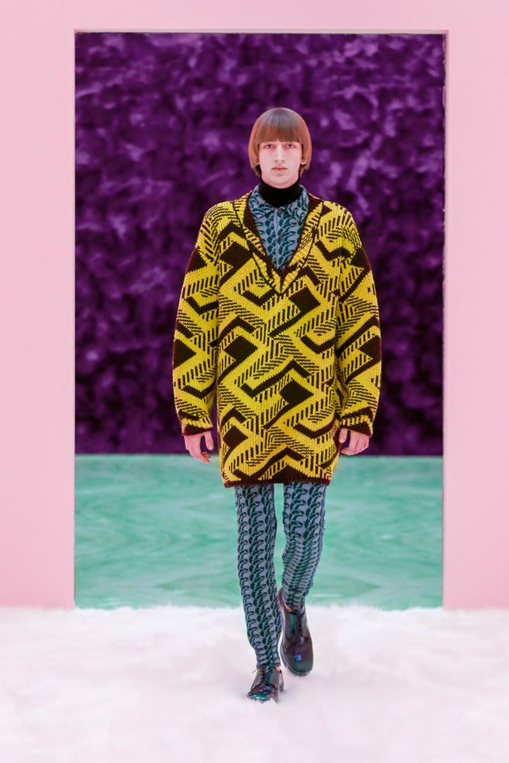 PRADA Menswear Fall Winter 2021 Collection