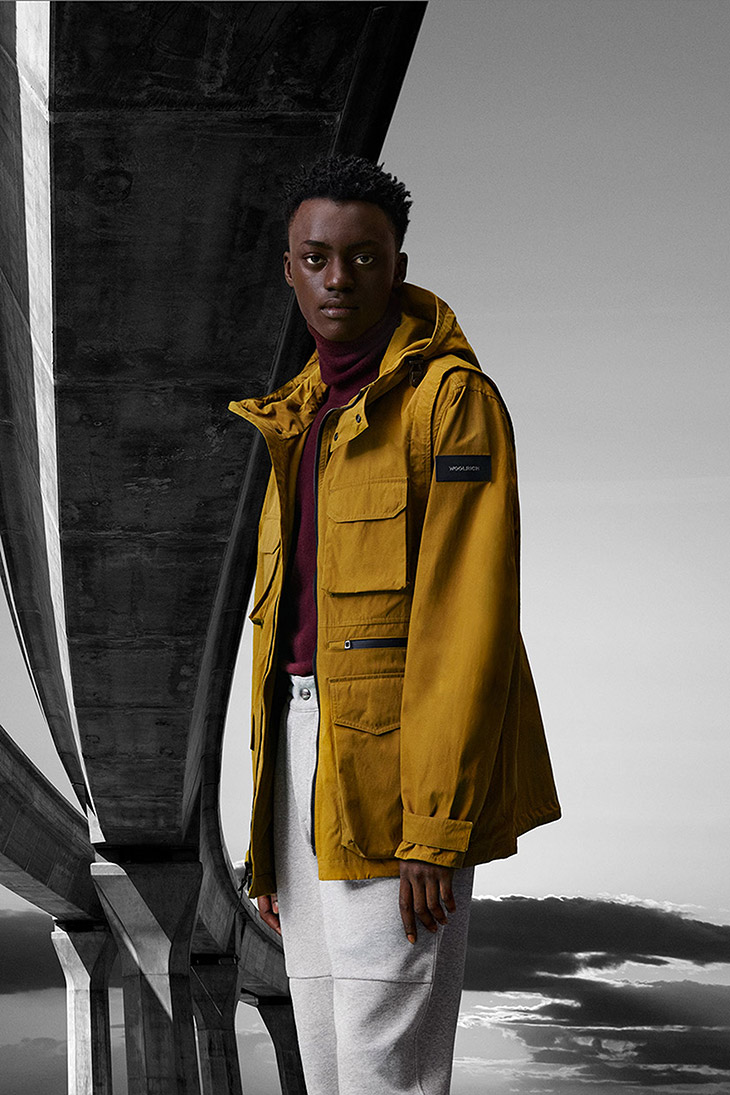 #MFW: WOOLRICH Fall Winter 2021.22 Collection