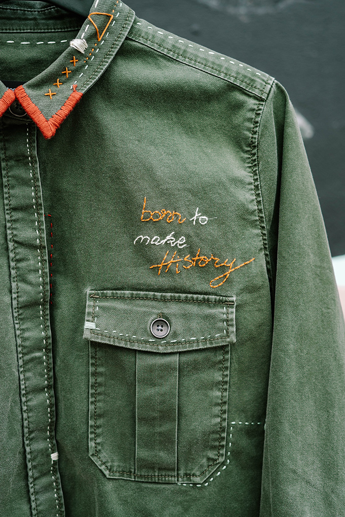 Embroidery Trends For 2021