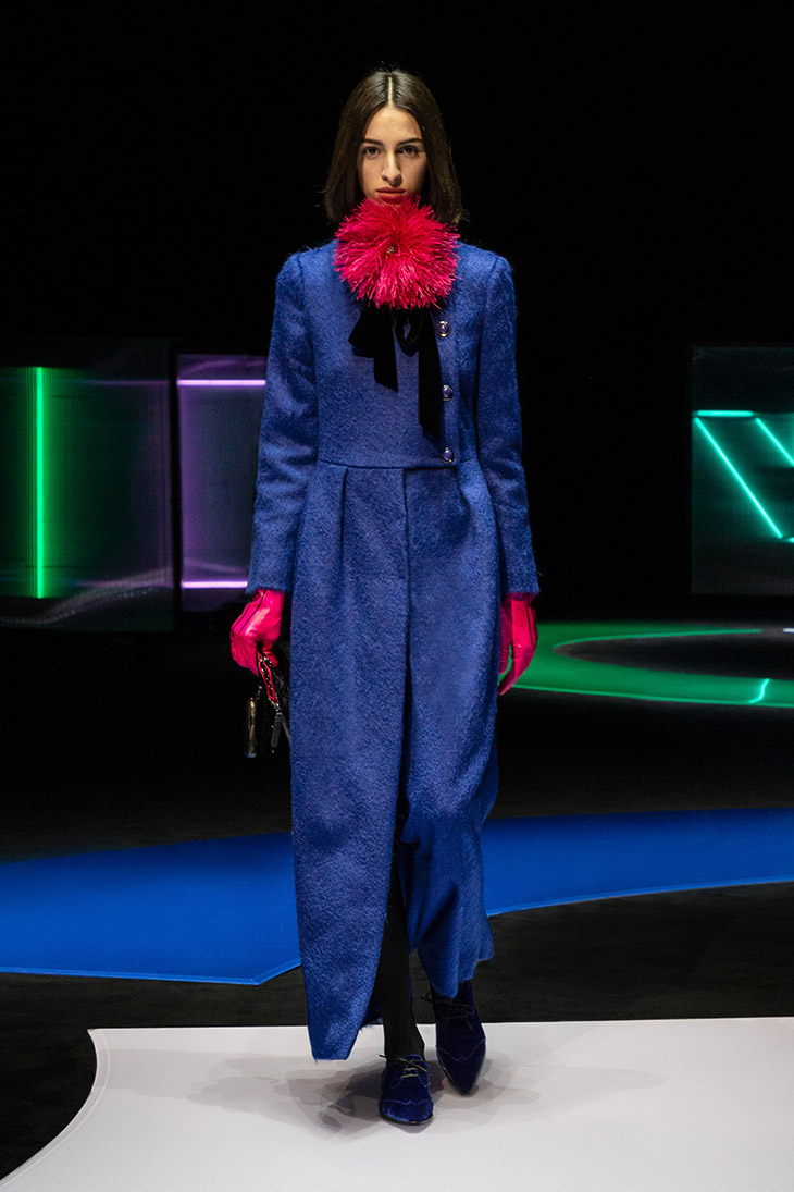 MFW: EMPORIO ARMANI Fall Winter 2021.22 Collection