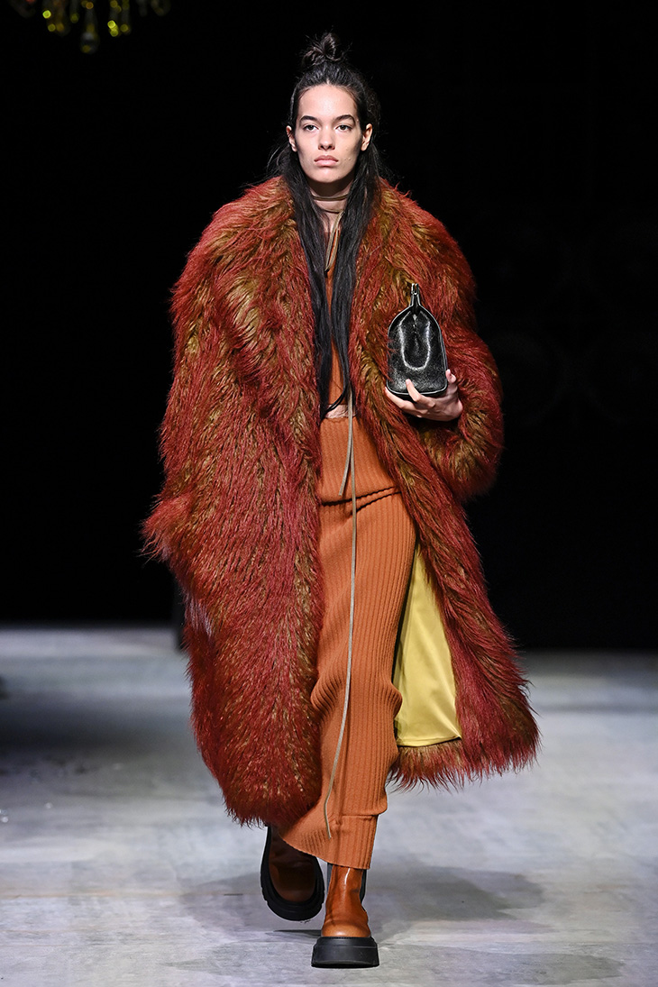 Sportmax Fall Winter 2021 Runway Collection