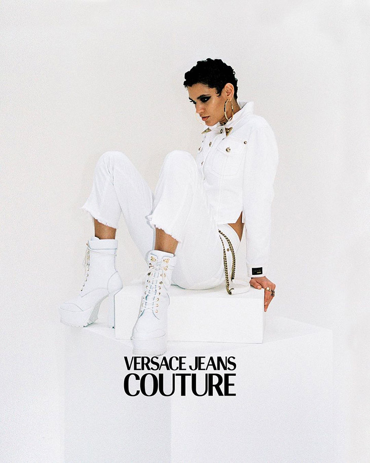 Discover VERSACE JEANS COUTURE Spring Summer 2021 Collection
