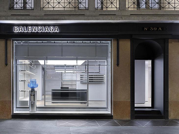 Balenciaga Collaborates With German Artist Moreno Schweikle