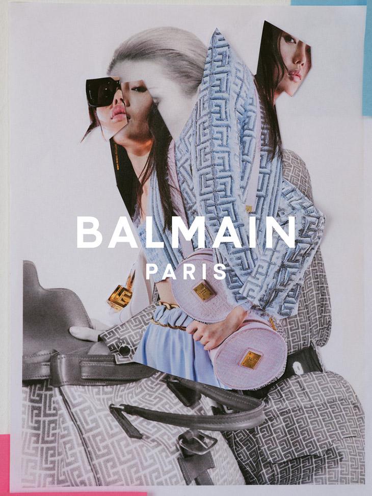 Fresh Start: BALMAIN Pre-Fall 2021 Collection