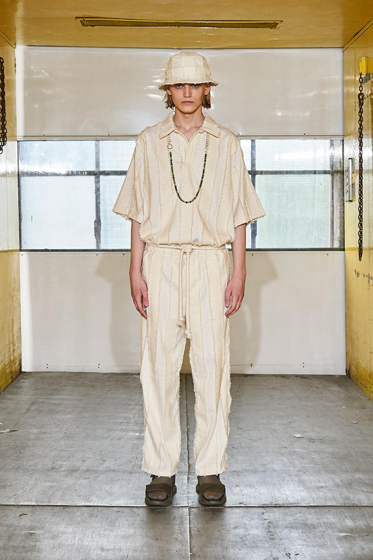 MFW: DAVID CATALAN Spring Summer 2022 Menswear Collection