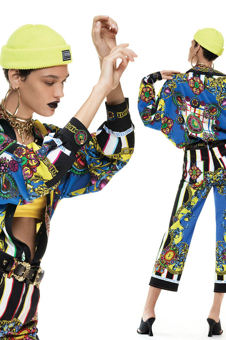 VERSACE JEANS COUTURE Fall Winter 2021 Collection