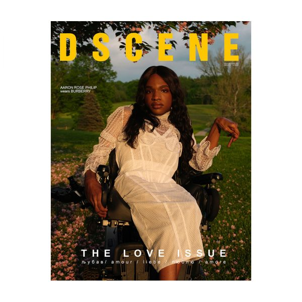 DSCENE ISSUE 015 THE LOVE ISSUE