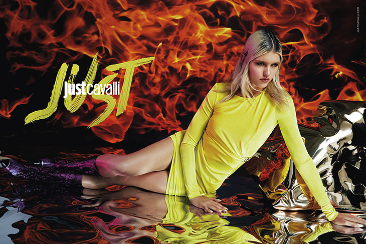 Discover JUST CAVALLI Fall Winter 2021.22 Collection