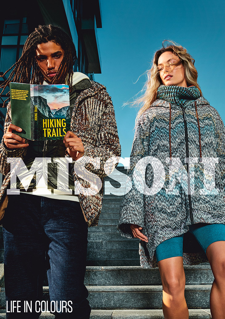 Life In Colours: MISSONI Fall Winter 2021.22 Collection