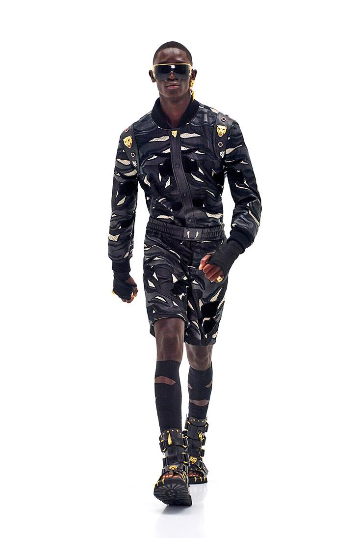 ROBERTO CAVALLI Spring Summer 2022 Menswear Collection