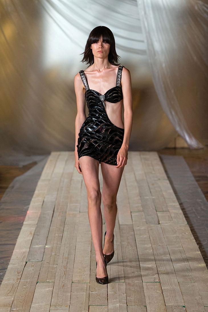 MFW: ROBERTO CAVALLI Spring Summer 2022 Womenswear Collection