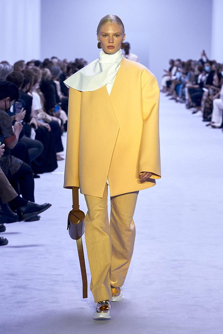 MFW: JIL SANDER Spring Summer 2022 Womenswear Collection