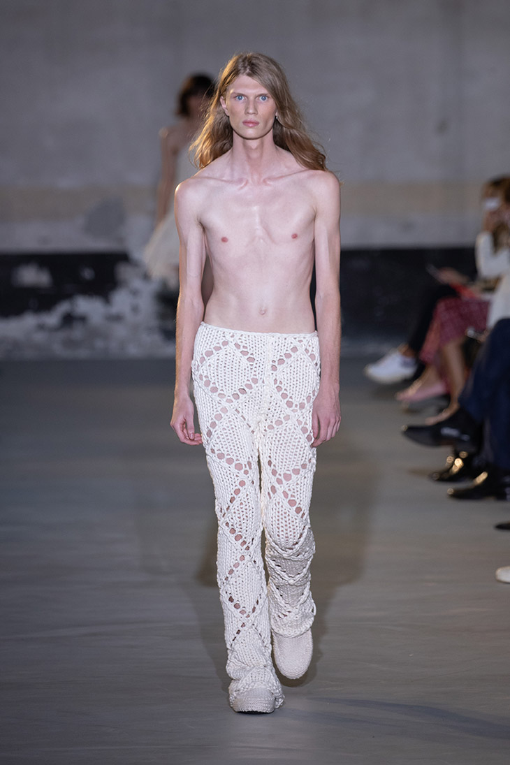 MFW: N°21 Spring Summer 2022 Collection